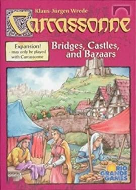 Carcassonne: Bridges, Castles, and Bazaars