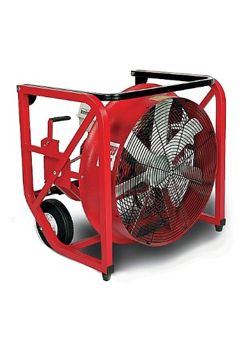 "Supervac Gas Ppv Fan With 9 Hp Honda Engine, 24"" Blade Diameter (Pack Of 1) front-537738"