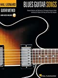 Hal Leonard Guitar Method: Blues Guitar Songs + CD