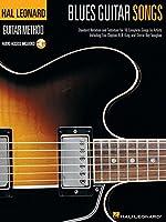 Hal Leonard Guitar Method: Blues Guitar Songs + CD