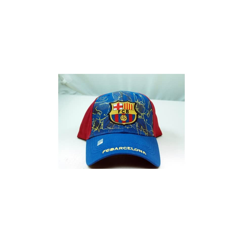 FC BARCELONA OFFICIAL TEAM LOGO CAP / HAT   FCB005