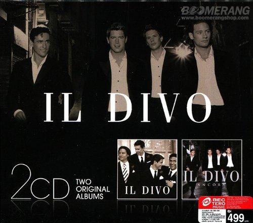 Il divo ancora cd covers - Ancora il divo ...