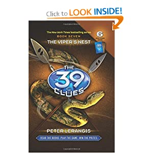 The 39 Clues Book 7  The Viper's Nest