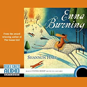Enna Burning: Books of Bayern, Book 2 | [Shannon Hale]