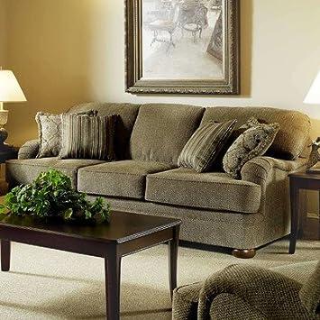 Wheaton Sofa Fabric: Heavenly Sude /Atticus /Ferrara