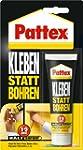 Pattex Standtube Kleben statt Bohren/...