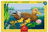 Spiegelburg 13205pequeño marco Puzzle Die kleine Pato (8piezas)