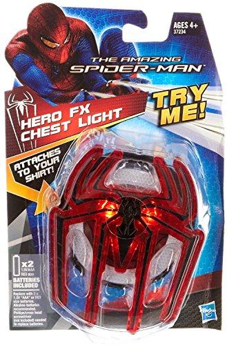 The Amazing Spider-Man Hero FX Chest Light - 1