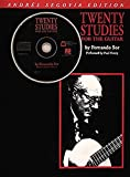 Andres Segovia - 20 Studies for the Guitar: Book/CD Pack