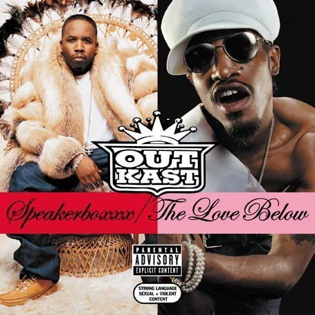 Outkast - Speakerboxxx / The Love Below [Explicit Version] - Zortam Music
