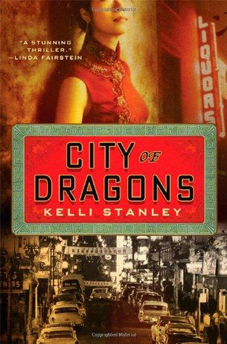Image of City of Dragons (A Miranda Corbie Mystery)