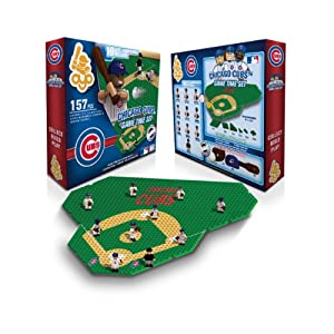 MLB Chicago Cubs Gametime Set