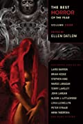 The Best Horror of the Year: 4 by Ellen Datlow, Laird Barron, Stephen King, John Langan, Peter Straub cover image