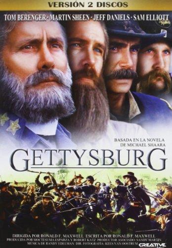Gettysburg [Edizione: Spagna]