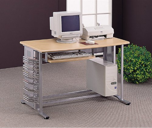 Buy Low Price Comfortable Computer Desk CT-7009 (B003NZ32G8)