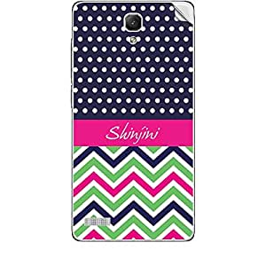 Skin4Gadgets Shinjini Phone Skin STICKER for REDMI NOTE PRIME