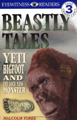 DK Readers: Beastly Tales (Level 3: Reading Alone)