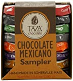 Taza Chocolate Mexicano Chocolate Disc Sampler, 10.4 Ounce