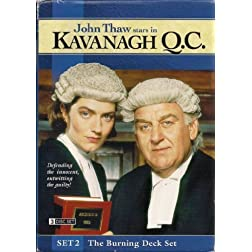 Kavanagh Qc Set Two: The Burning Deck