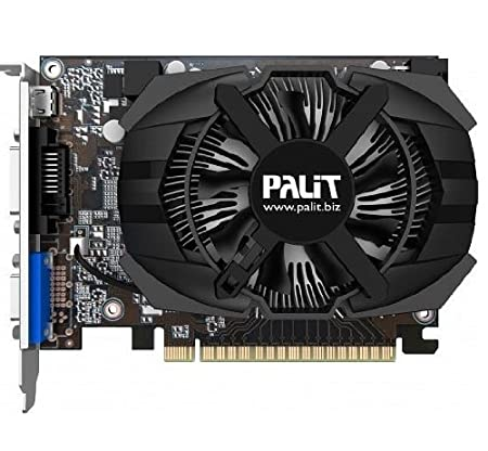 Palit NE5X65PS1301F Carte graphique Palit GeForce GTX 650 1071 MHz 1024 Mo PCI Express