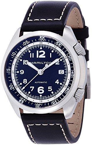 [ハミルトン]HAMILTON 腕時計 Khaki Pilot Pioneer Auto(カーキパイロット パイオニアオート) H76455733 メンズ 【正規輸入品】