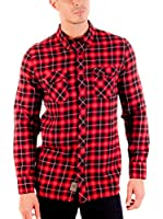 Lois Camisa Hombre Kris Kros (Rojo)