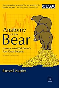 """Cover of """"Anatomy of the Bear: Lessons fr..."""