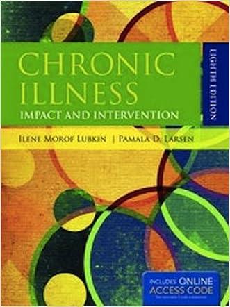 Chronic Illness: Impact And Intervention (Lubkin, Chronic Illness) written by Ilene Morof Lubkin