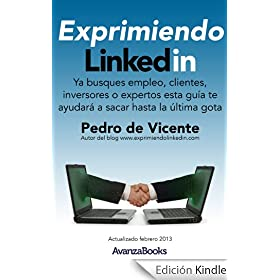 Exprimiendo Linkedin