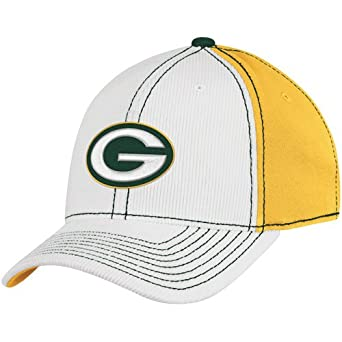 NFL Green Bay Packers End Zone Structured Flex Hat - Tw91Z by Reebok
