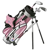 U.S. Kids Ultralight Starter Childrens Golf Club Set + Bag - 39