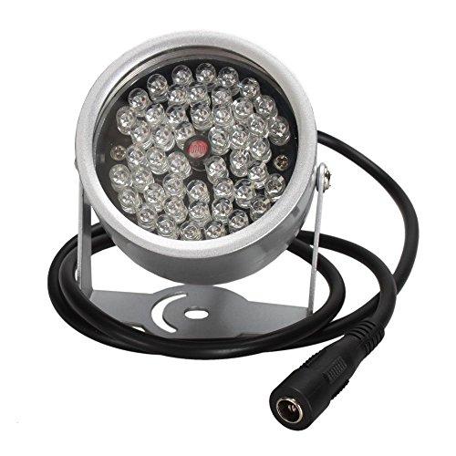 Sunbeauty® 48-Led Cctv Ir Infrared Night Vision Illuminator