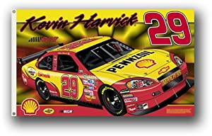 Kevin Harvick - Nascar Flags by Flagline