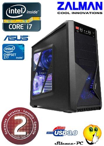 ANKERMANN-PC -Z9 Plus 7970- i7 3770K (4x3,50GHz) ASUS HD7970-DC2-3GD5 16GB RAM DDR3 2,0TB HDD SATA3 ASUS Z77 USB 3.0 24xDVD-Writer Netzteil BeQuiet 700W Case Zalman Z9 Plus Scythe Katana 3
