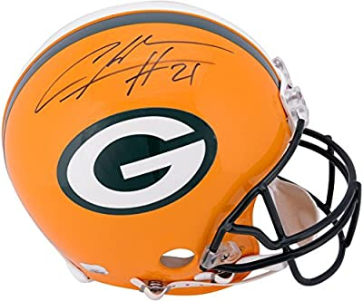 Charles Woodson Green Bay Packers Autographed Proline Helmet - Fanatics Authentic Certified - Autographed NFL Helmets