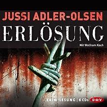 Erlösung (Carl Mørck 3) Hörbuch von Jussi Adler-Olsen Gesprochen von: Wolfram Koch