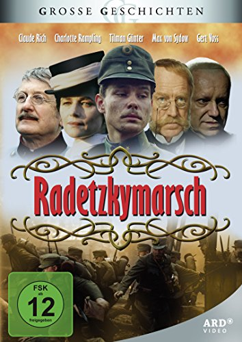 Große Geschichten - Radetzkymarsch [2 DVDs]
