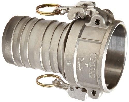 Dixon rc ezno stainless steel ez boss lock type c