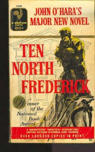 Ten North Frederick, John O'Hara