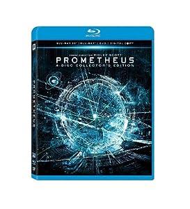 Prometheus (Blu-ray 3D/ Blu-ray/ DVD/ Digital Copy) from 20th Century Fox