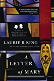 A Letter of Mary: A Novel of Suspense Featuring Mary Russell and Sherlock Holmes (Mary Russell Novels)