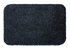 Turtle Mat Graphite Runner Latex Backed 75x150cm       review and more information