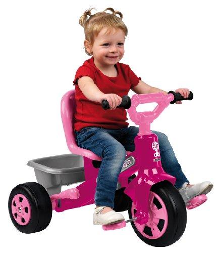 Imagen 3 de FEBER - Triciclo Baby Twist Niña (Famosa) 800007099