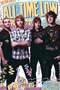 All Time Low - Portrait - Maxi Poster - 61 cm x 91.5 cm