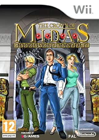 The Crown of Midas (Wii)