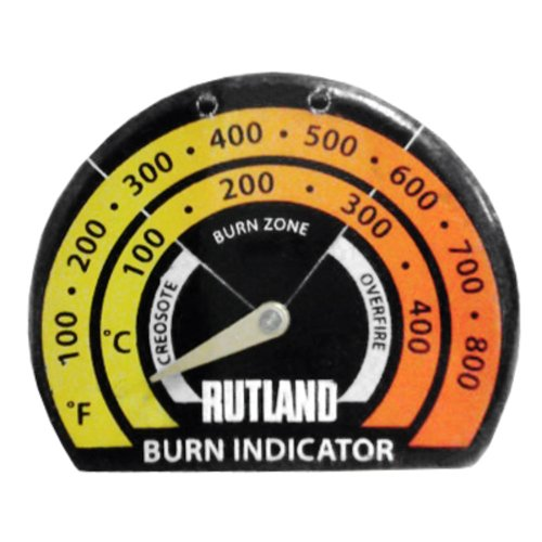 Rutland Stove Thermometer  Each (Magnetic Stove Pipe Thermometer compare prices)