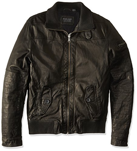 ROGUE-Mens-New-Zealand-Lamb-Leather-Avaitor-Jacket