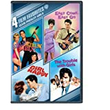 4 Film Favorites - Elvis Presley Girls: Girls 2014 NR