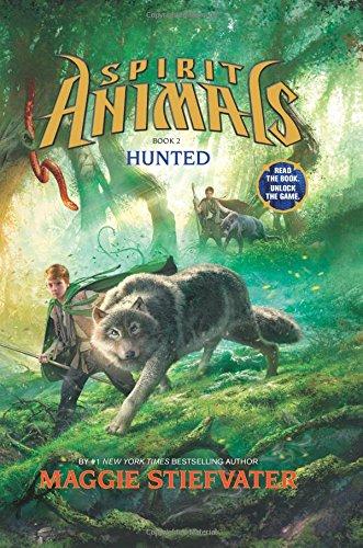 Spirit Animals: Book 2: Hunted PDF