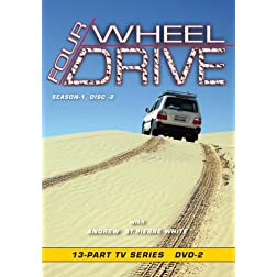 Four-Wheel Drive, season-1, Disc-2